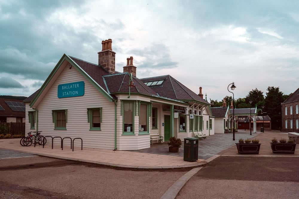 Old Royal Station, Balmoral