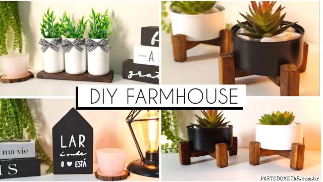DIY farmhouse