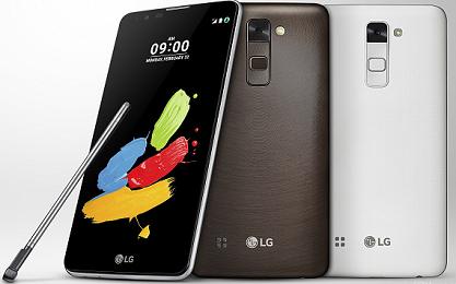 Harga LG Stylus 2 terbaru