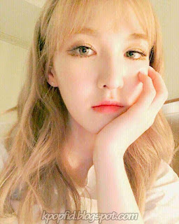 Foto Selfie Wendy Red Velvet Selca Photo