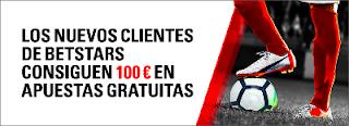 BetStars bono bienvenida apuestas deportivas 100 euros