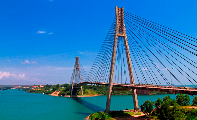 San Fransisco di Jembatan Barelang