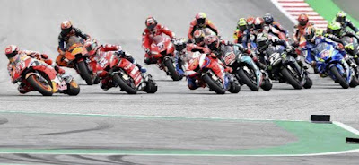 Link Live Streaming MotoGP Qatar 2021 Malam Ini