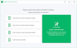 أفضل برنامج إصلاح لجميع مشاكل نظام أندرويد Tenorshare ReiBoot forAndroid Pro 2.0.0.15
