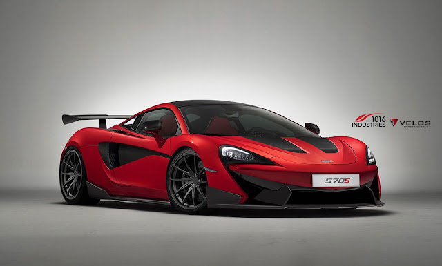 Mclaren 570S 1016 Industries