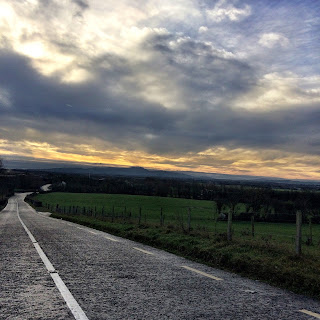 The Road to Duckett's Grove, County Carlow