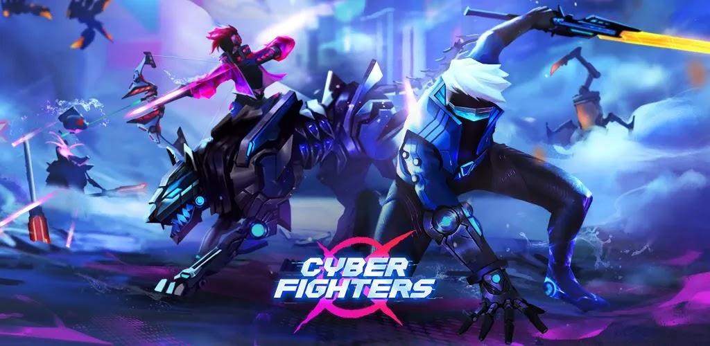 Cyber Fighters هي لعبة مجانية للعب بأسلوب Shadow stickman الجديد في موضوع cyberpunk ، وهي مزيج رائع من ألعاب الحركة ولعب الأدوار (RPG) واللاعب مقابل اللاعب.