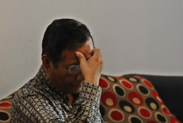 Habib Rizieq Pulang, Mahfud MD: Pengikutnya Pasti Baik-baik...
