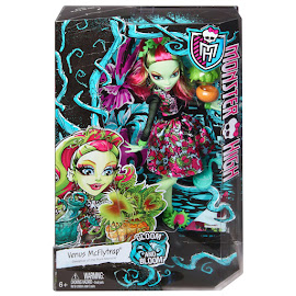 MH Gloom and Bloom Venus McFlytrap Doll