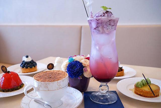 DSC02010 - 熱血採訪│隱藏在台中七期的藍帶甜點,金心盈福Cuore D'oro法義甜點