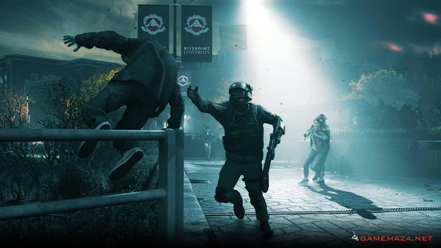 Quantum Break Gameplay Screenshot 3