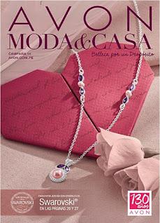 Catalogo Avon Moda y Casa
