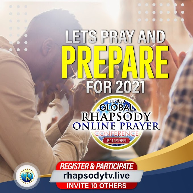 Rapsody online Prayer 2020