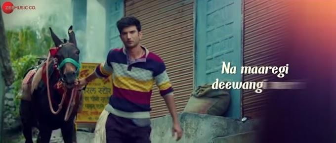 जान निसार (Jaan nisaar) lyrics arijit singh kedarnath movie