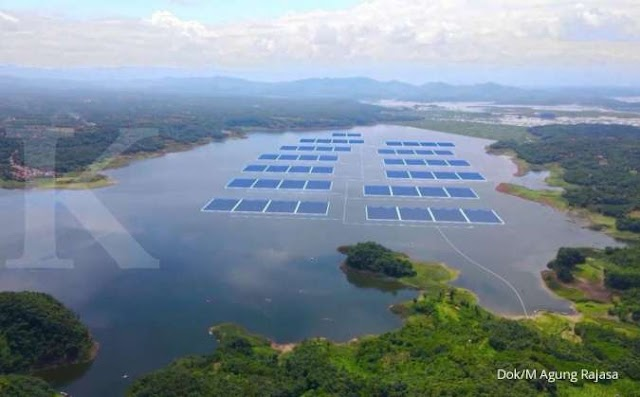 Pemerintah berencana bangun taman panel surya di kawasan Indonesia Timur