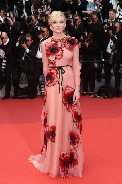 Kirsten Dunst Cannes Film Festival