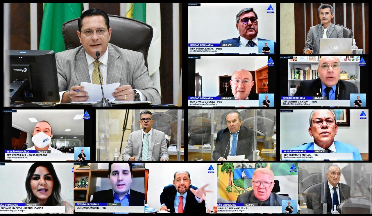 Assembleia do RN aprova projeto que regula Divisão e a Organização Judiciárias do Estado - Tribuna de Noticias