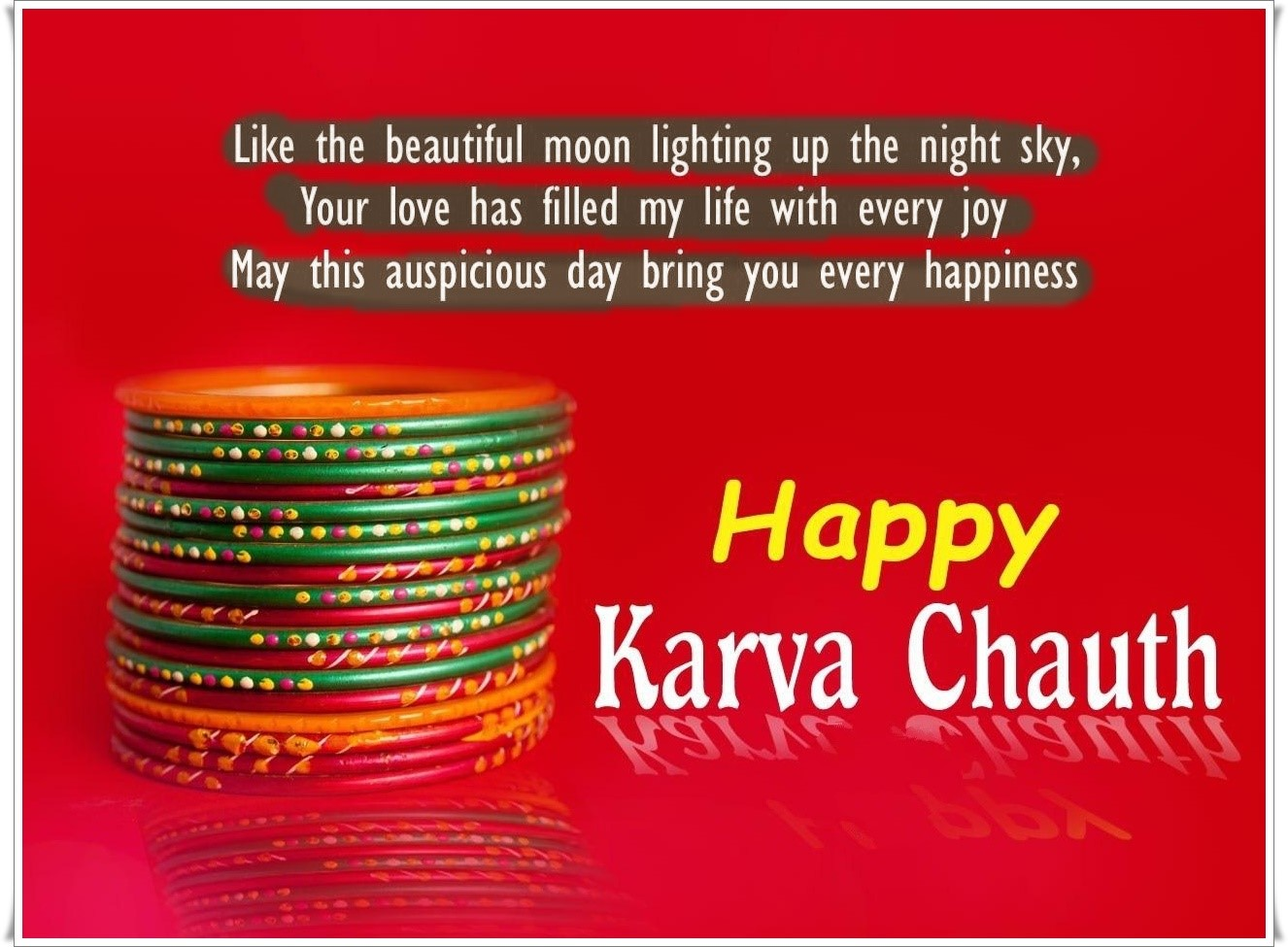 happy karva chauth images