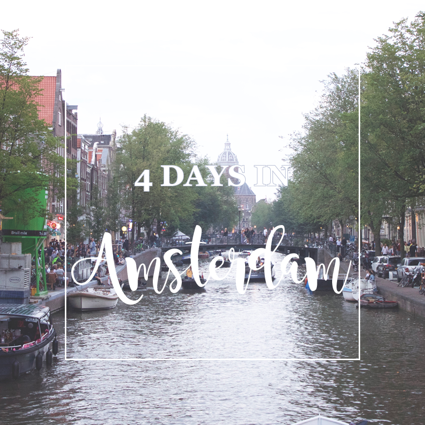 2 Days In Amsterdam