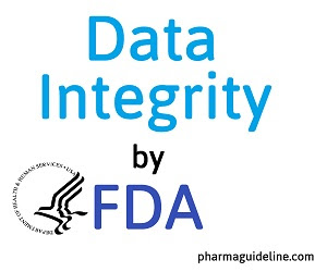 FDA data integrity guidelines