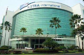 Lowongan Kerja Astra Group Terbaru PT Astra International Tbk 2017