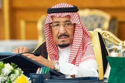 كلمة الملك سلمان للسعوديين