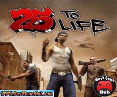25 To Life Full Version PC Game Free Download