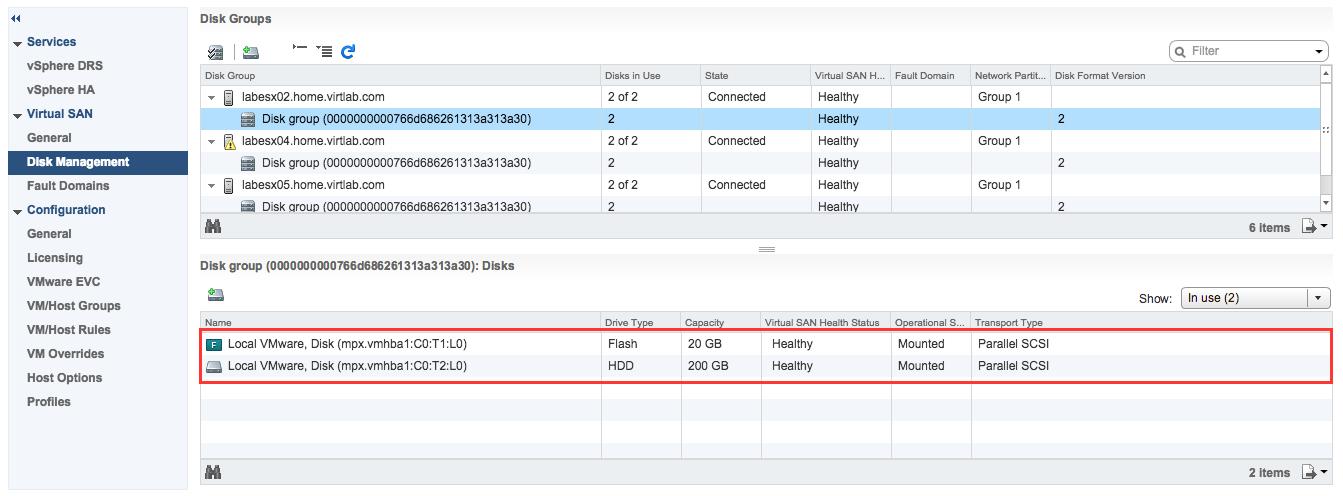 Elastic Sky Labs: VSAN 6 0 on VMware Fusion