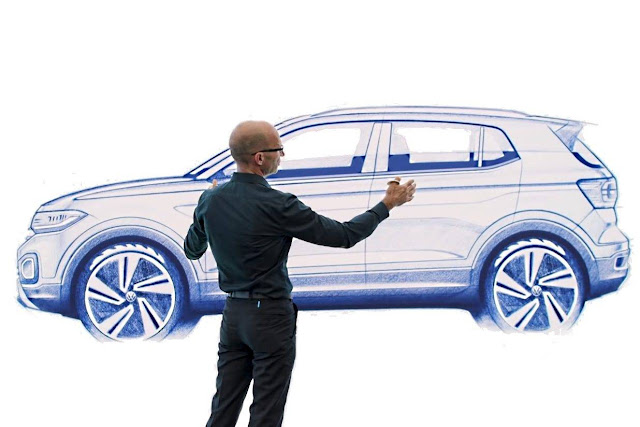 Volkswagen T-Cross brasileiro
