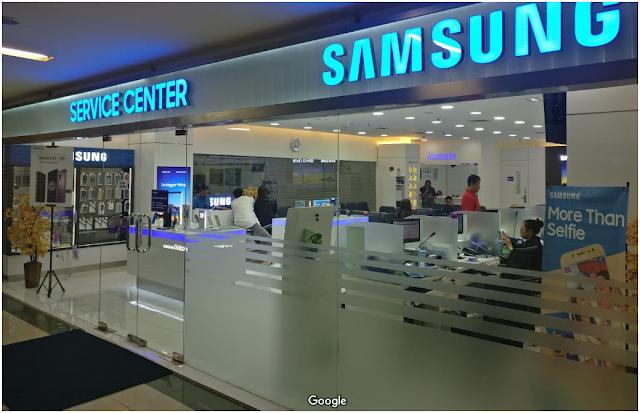 Service Center Samsung ITC Fatmawati