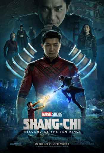 Shang Chi 2021 480p 400MB HD CamRip Dual Audio [Hindi - English]