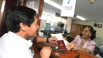 Schengen requisitos