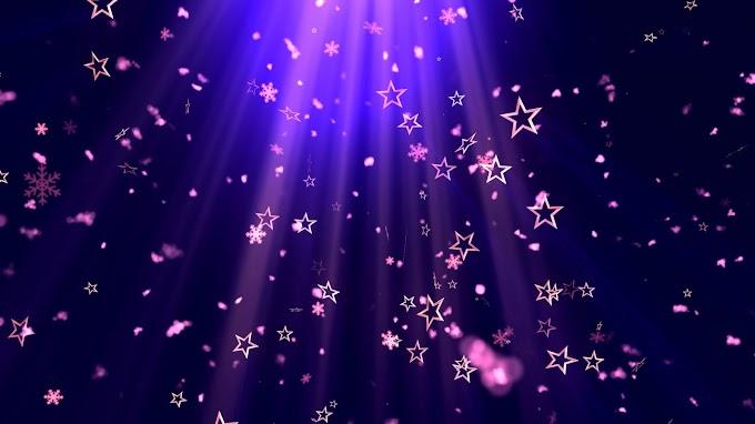 Plano de Fundo com Estrelas hd