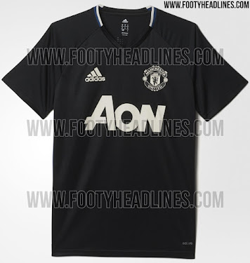 new style bce14 d8a9a Manchester United's 2016/17 Training Shirt Has Been Leaked ...