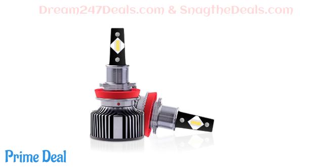H11 LED Headlight 50% OFF