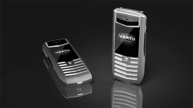 "Rotoscoping showing ""Vertu Signature Launch Screen animation"""