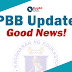 Latest Update on our PBB (Good News)