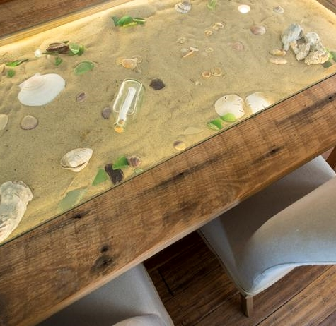 how to build display wood table