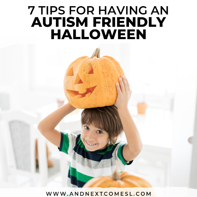 Autism friendly Halloween tips