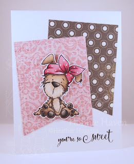 Heather's Hobbie Haven - Just for Fun Saturday Card