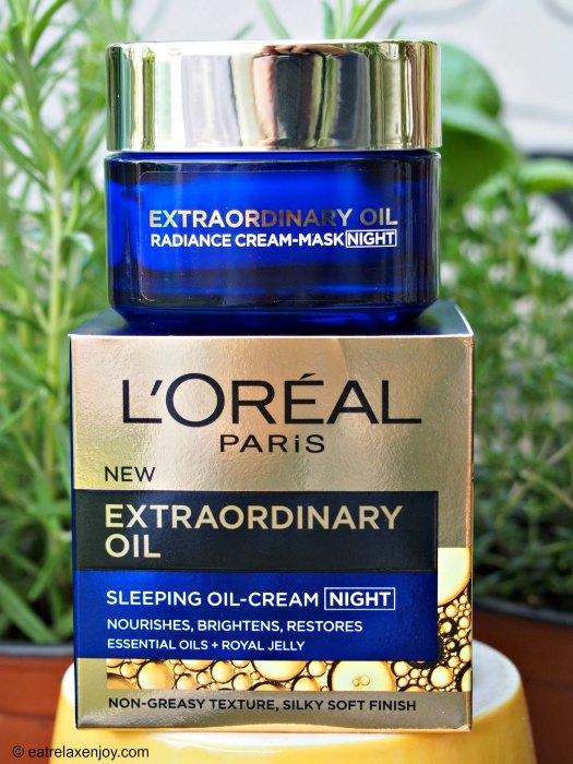 סדרת Extraordinary Oils של לוריאל פריז המבוססת על שמנים ארומטיים