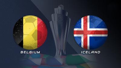 مشاهدة مباراة بلجيكا ضد ايسلندا 14-10-2020 بث مباشر في دوري الامم الاوروبية