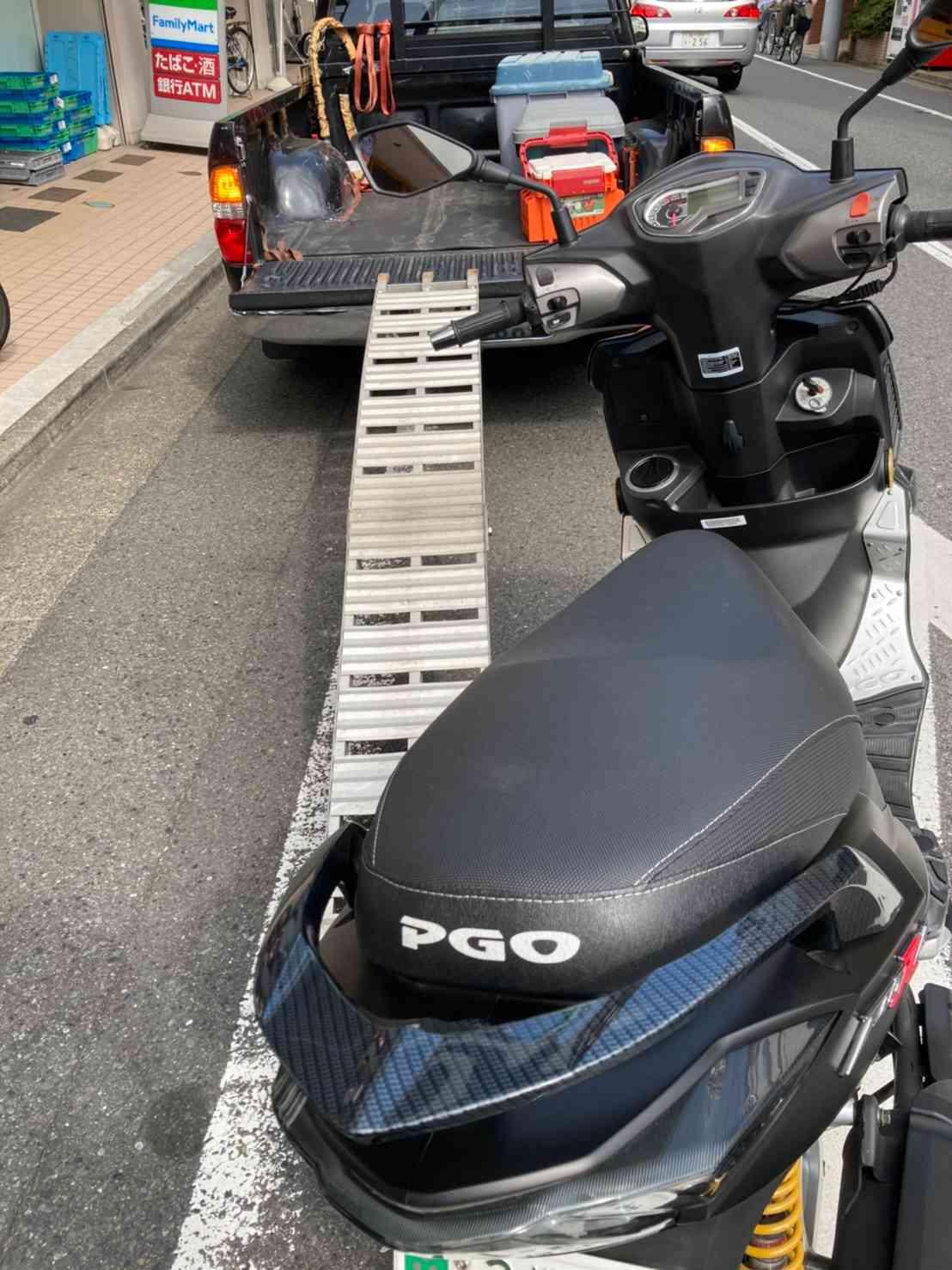 バイク買取 ティグラ168R
