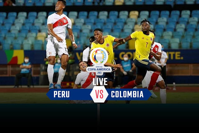 Colombia vs Peru Live Copa America 2021 3rd Place: TV channel, team news & preview