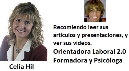 Cèlia Hil Morgas Empleo 2.0 y Marca Personal