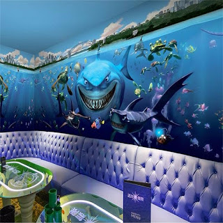 3D wallpaper designs for walls 2019