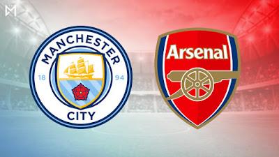 مشاهدة مباراة مانشستر سيتي وارسنال 17-10-2020 بث مباشر في الدوري الانجليزي