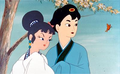 Hakujaden (Toei Doga, 1958)