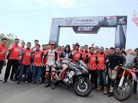 Honda CBR250RR Limited Edition, Kabuki Sudah Hadir Di Jawa Tengah