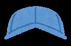 作業員の帽子のイラスト(女性)